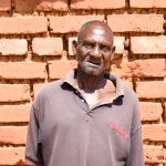The Water Project: Kivani Community C -  Itatini Shg Member Gedion Mutie