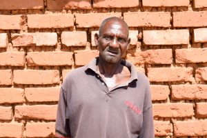 The Water Project:  Itatini Shg Member Gedion Mutie
