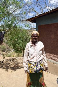 The Water Project:  Ivuka Shg Member Magdalene Mwende