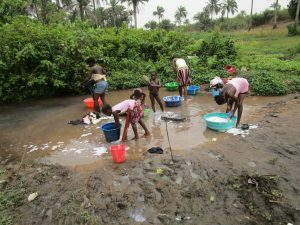 The Water Project:  Daily Activities