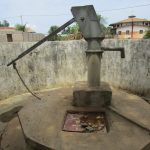 The Water Project: Targrin Community -  The Hand Dug Well We Will Convert To A Borehole