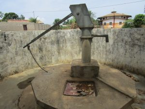 The Water Project:  The Hand Dug Well We Will Convert To A Borehole