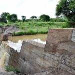 The Water Project: Kivandini Community -  Sand Dam