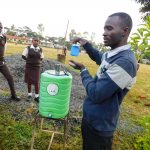 The Water Project: Womulalu Secondary School -  Handwashing Training
