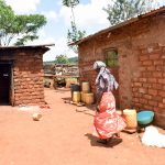 The Water Project: Mbuuni Community B -  Mutua Household