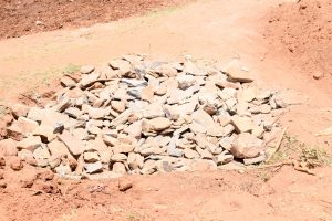 The Water Project:  Stones For Sand Dam