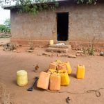 The Water Project: Maluvyu Community B -  Water Containers