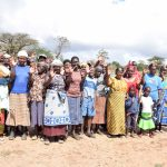 The Water Project: Katung'uli Community B -  Kianguni Shg Members