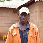 The Water Project: Mbakoni Community -  Kyambasa Shg Member Musinga Musau