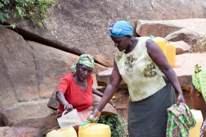 The Water Project:  Sieving Out The Dirt