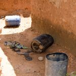 The Water Project: Kyetonye Community -  Water Containers