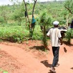 The Water Project: Mbuuni Community E -  Mbalu Household