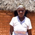 The Water Project: Katung'uli Community C -  Damaris Mutula
