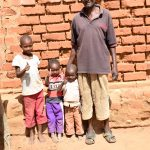 The Water Project: Kivani Community C -  Mutie Household