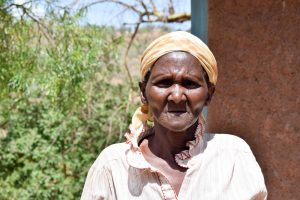 The Water Project:  Magdalene Mwende