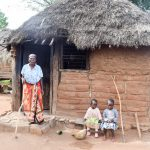 The Water Project: Maluvyu Community B -  Mutunga Kitchen