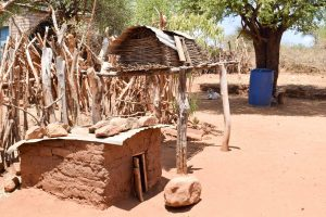 The Water Project:  Mutemi Household