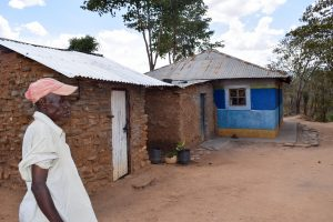 The Water Project:  Mutiso Household