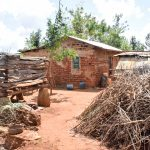 The Water Project: Mbuuni Community C -  Mutua Household