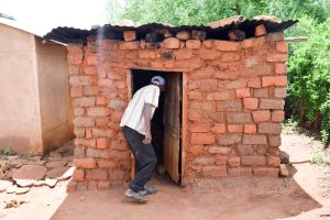 The Water Project:  Mbalu Kitchen