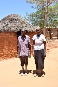The Water Project:  Mutula Household