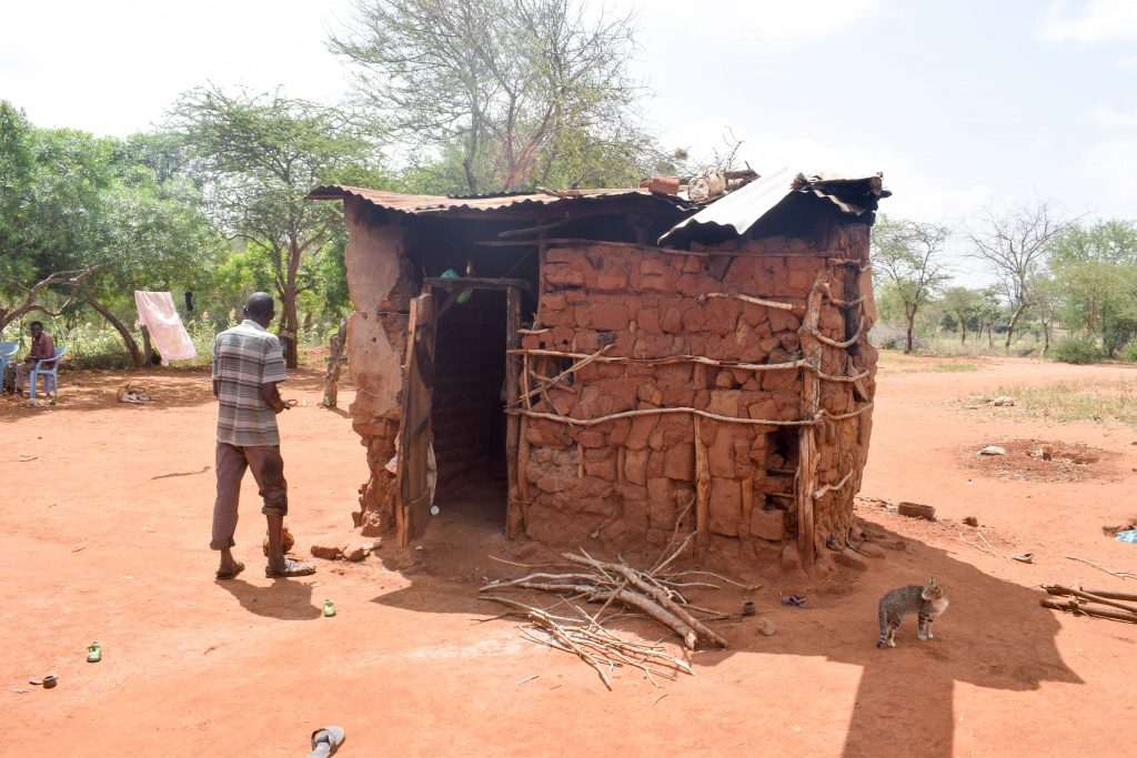 The Water Project : 5-kenya18214-kitchen