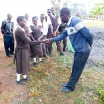 The Water Project: Womulalu Secondary School -  Talking About The Spread Of Germs
