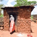 The Water Project: Mbuuni Community B -  Mrs Mutua At Her Kitchen