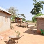 The Water Project: Kivani Community B -  Makau Household