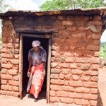 The Water Project: Mbuuni Community C -  Mrs Mutua At Her Kitchen