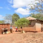 The Water Project: Ilandi Community A -  Mwende Household