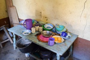 The Water Project:  Dishes