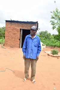 The Water Project:  Benard Mbithi