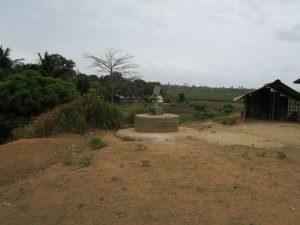 The Water Project:  School Hand Dug Well We Need To Deepen