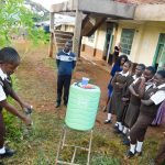 The Water Project: Womulalu Secondary School -  Oral Hygiene