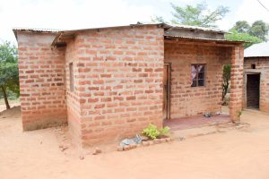 The Water Project:  Syombua Household