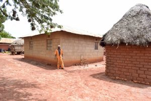 The Water Project:  Musau Household