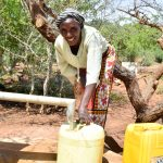 The Water Project: Maluvyu Community C -  Clean Water