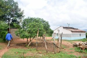 The Water Project:  Mbithi Household