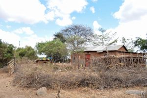 The Water Project:  Mwangangi Household
