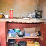 The Water Project: Masola Community A -  Mumbua Kitchen