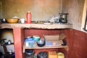 The Water Project:  Mumbua Kitchen