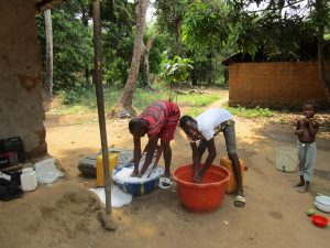 The Water Project:  Community Activities