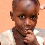 The Water Project: Utuneni Community -  Esther Mutheus Grandkid