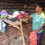 The Water Project: Syatu Community -  Drying Rack