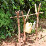 The Water Project: Mbuuni Community E -  Handwashing Station
