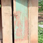 The Water Project: Maluvyu Community C -  Latrine