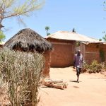 The Water Project: Katung'uli Community C -  Mutula Household