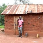The Water Project: Mbakoni Community A -  Kitchen