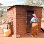 The Water Project: Ilandi Community A -  Kitchen